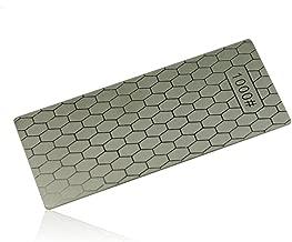 Pietra per Affilare Set Macinazione Lucidante Diamante Quadrato Coltello Pietra per Affilare Whetstone 80-3000Grit 1500