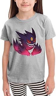 Kids T Shirts Me-Ga GeN-gAr O-Neck Short Sleeve Shirt Graphics Tees