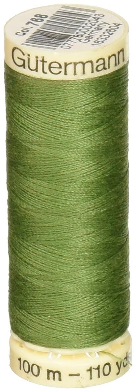 Gutermann Sew-All Thread 110 Yards-Apple Green