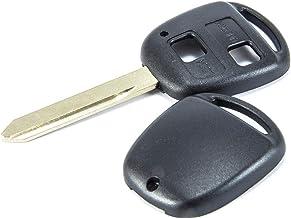 Carcasa Llave Mando reemplazo para Toyota - Espadín Toy47-2 Botones - Sin electrónica
