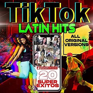 TikTok Latin Hits (20 Super Exitos Latinos de Tik Tok)
