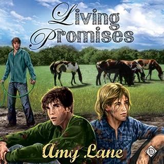 Living Promises audiobook cover art