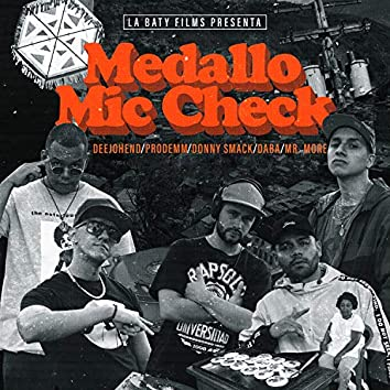 Medallo Mic Check
