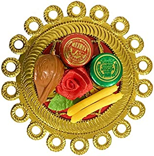 Haldi Kumkum Thamboolam Set Pack (20Nos)