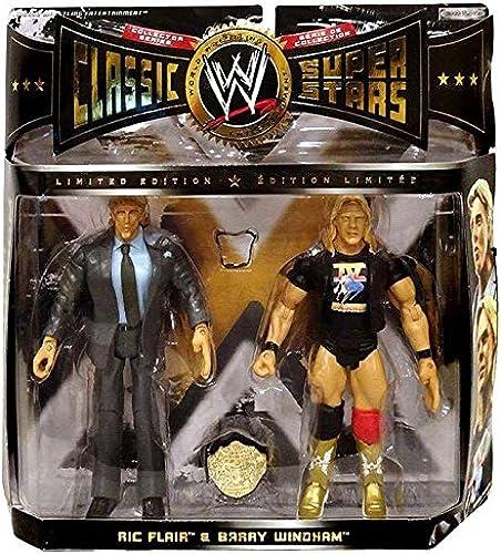 Ric Flair & Barry Windham Figuren Set - WWE
