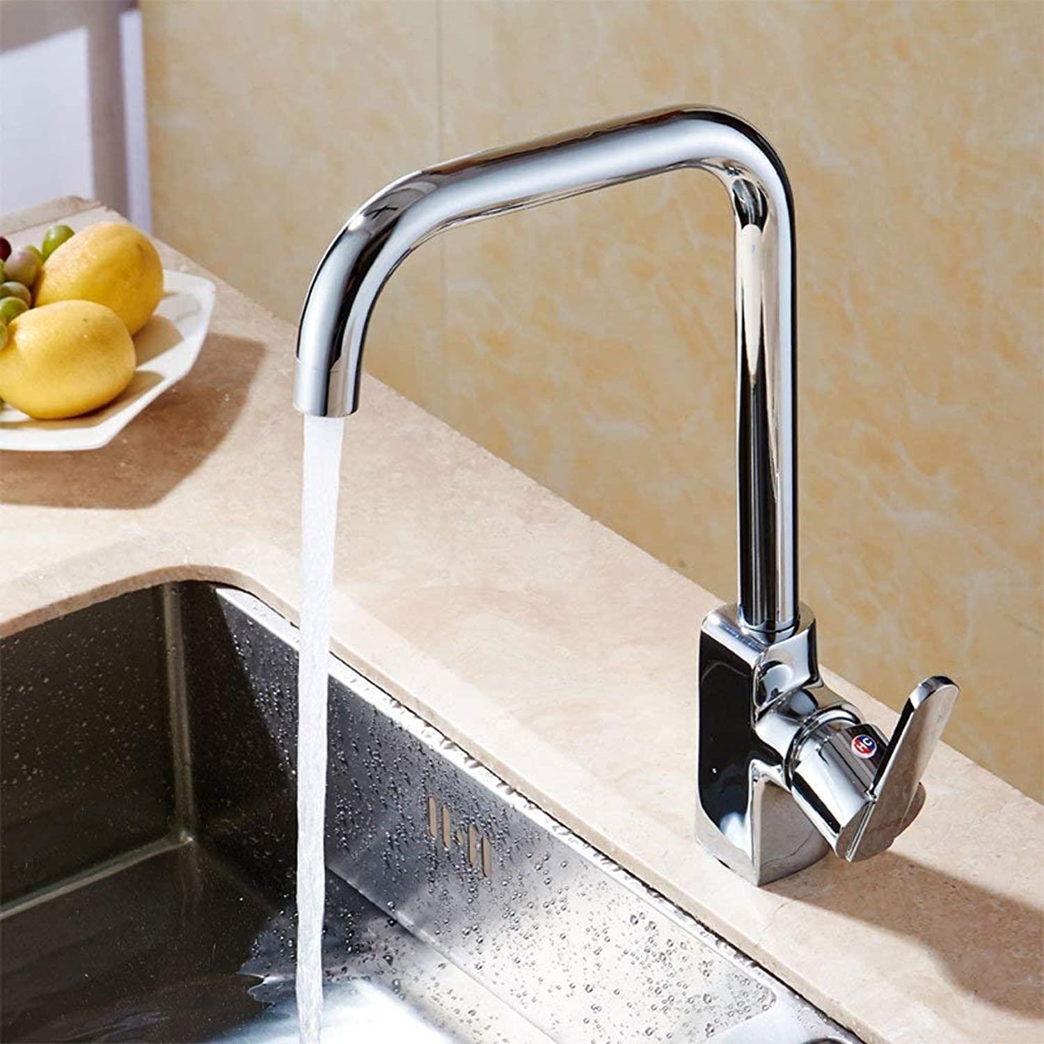BMY Home High-end Fashion Kitchen Sink Laundry Pool Hot And Cold Faucet