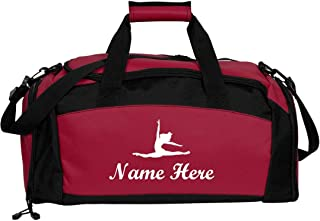 Custom Name Dance Bag: Gym Duffel Bag