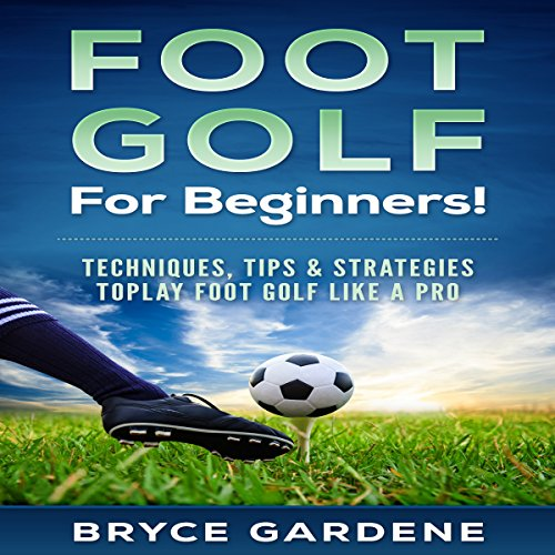 Couverture de Footgolf for Beginners