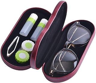 chiffon de nettoyage en microfibre étui à lunettes pliable porte-clés tournevis à lunettes lot de 7 Kit doutils pour lunettes