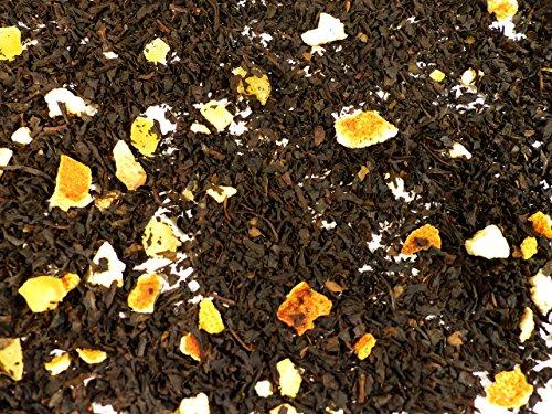 Mango Orange Schwarzer Tee Naturideen® 100g