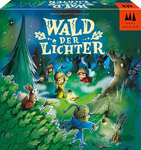 Schmidt Spiele 40888 Wald der Lichter, DREI Magier Spiele
