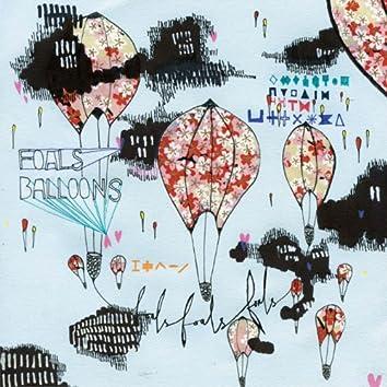Balloons (Live London Scala)