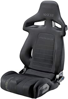 Large Black Sparco 008232LNR Seat Sprint
