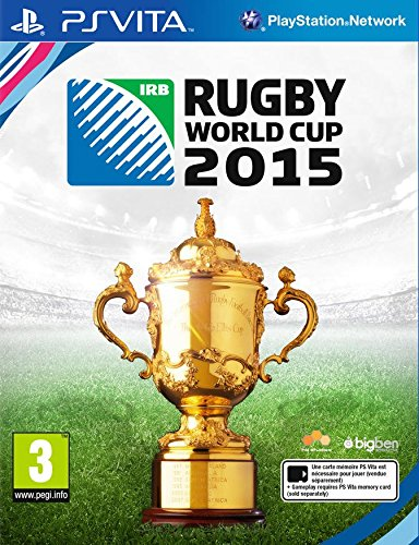 Rugby 15 World Cup : Vita , ML