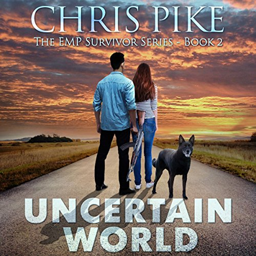 Uncertain World cover art