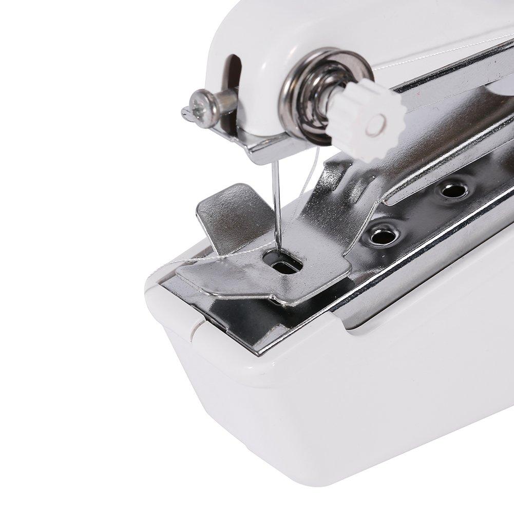 Mini máquina de coser manual + kit de costura, conjunto de costura ...