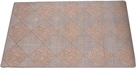JIAJUAN Doormat Inside Welcome Entrance Shoes Scraper, Living Room Bedroom Kitchen Floor Carpet, Non-Slip Water Absorption...