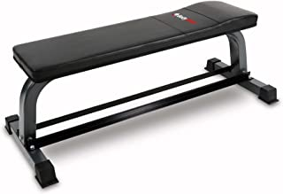 CF302 Flat Bench with Dumbbell Rack