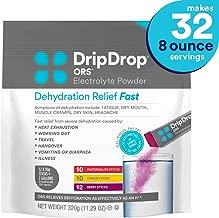 DripDrop ORS Electrolyte Hydration Powder Sticks Variety Pack