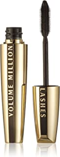 3 x L'Oreal Paris Volume Million Lashes Mascara 10.5ml - Black