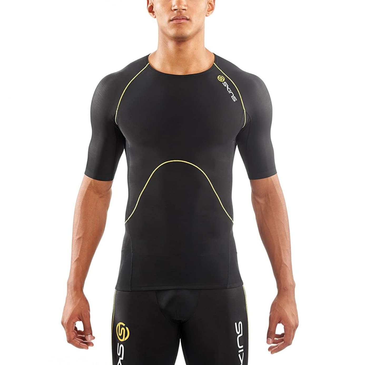 Skins A400 Short Sleeve Compression T-Shirt