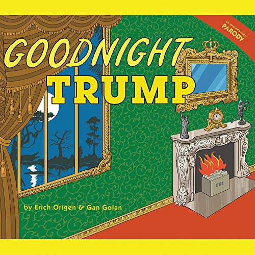 Goodnight Trump  By  cover art