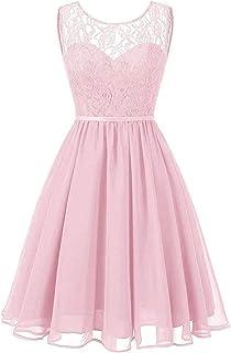 Suchergebnis Auf Amazon De Fur Jugendweihe Kleider Kurz Pink Bekleidung