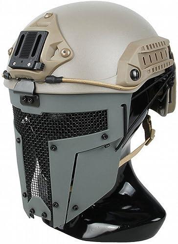 XY Masque Tactique Spartiate Masque de Casque AF Masque de Prougeection Tactique Extérieur