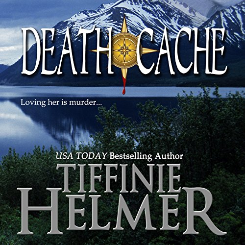 Death Cache audiobook cover art