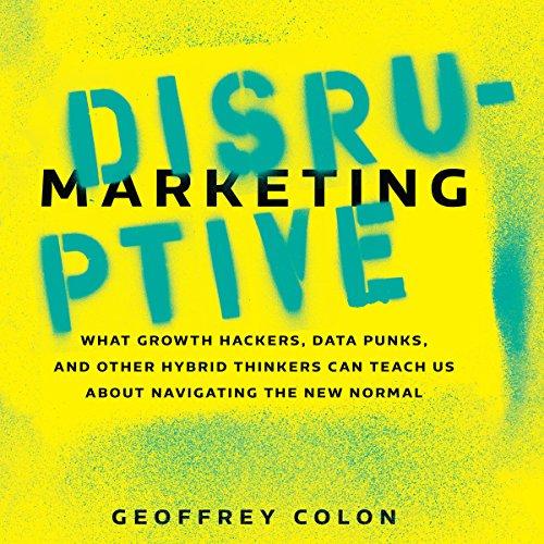 Disruptive Marketing cover art