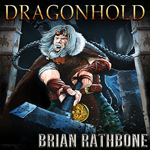 Dragonhold: Book Two of the Artifacts of Power Trilogy audiobook cover art