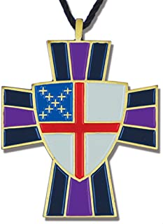 Best episcopal shield pendant Reviews