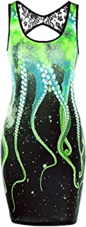 Women V-Neck Bodycon Dress - Limsea Off Shoulder Sexy Knee-Length Party Clubwear Solid Color