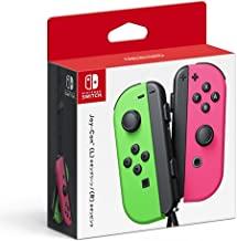 Nintendo Joy-con (l/r) Verde e Rosa - Switch