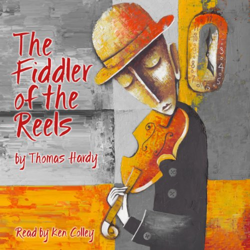 The Fiddler of the Reels audiobook cover art