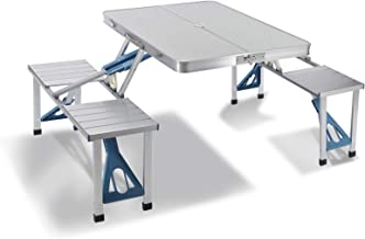 the range folding picnic table