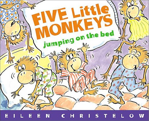 Five Little Monkeys Jumping on the Bed (A Five Little Monkeys Story)の詳細を見る