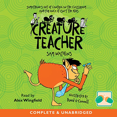 Creature Teacher cover art