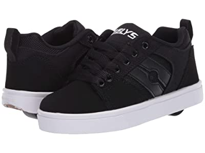 Heelys Racer 20 (Little Kid/Big Kid/Adult) (Black-T) Kid