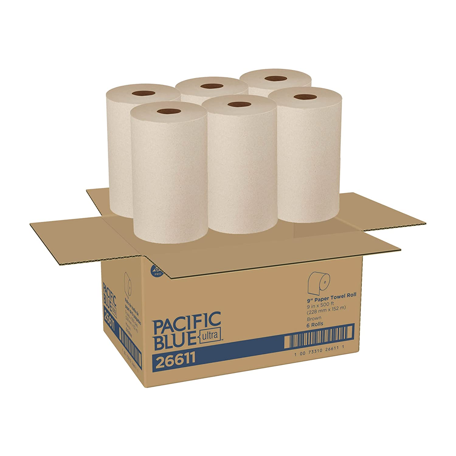 """Pacific Blue Ultra 9"""" Paper Towel GP by latest Sale special price Georgia-Pacifi PRO Roll"""