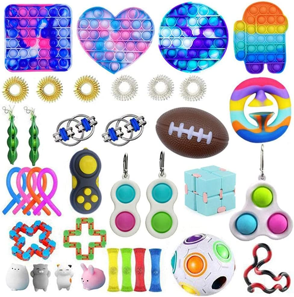 WuLL Decompression Toy Sets Washington Mall Sensory Therapy ADHD Toys and for Discount is also underway A