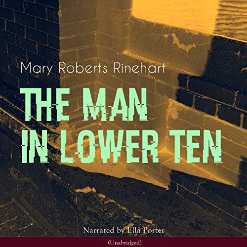 The Man in Lower Ten audiobook cover art