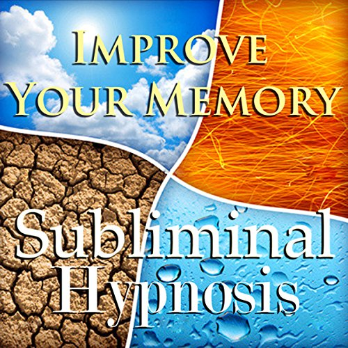 Improve Your Memory with Subliminal Affirmations audiobook cover art