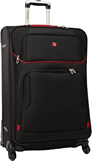 Black and Red Luggage Collection 28