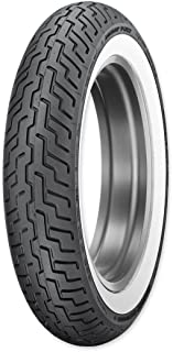 Dunlop D402 MT90B16 Wide Whitewall Front Tire 45006380