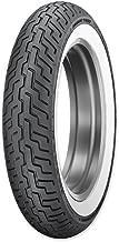Dunlop D402 MT90B16 Wide Whitewall Front Tire 45006380