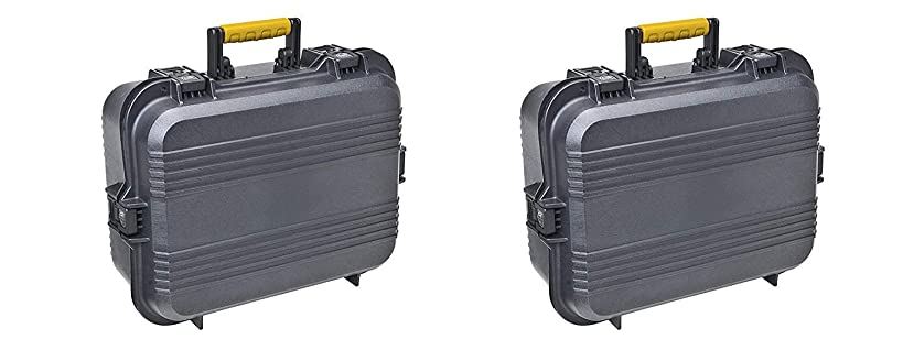 Plano 108031 AW XL Pistol/Accessories Case Black (Pack of 2)