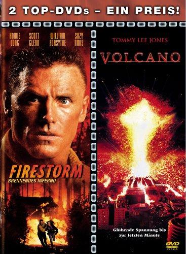 Firestorm - Brennendes Inferno / Volcano [2 DVDs]