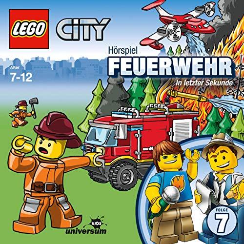 Feuerwehr - In letzter Sekunde Titelbild