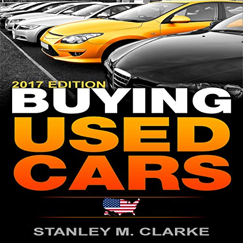 Buying Used Cars: 2017 Edition audiobook cover art